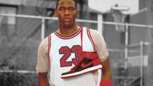 Поношенные кроссовки Майкла Джордана проданы за астрономическую сумму
