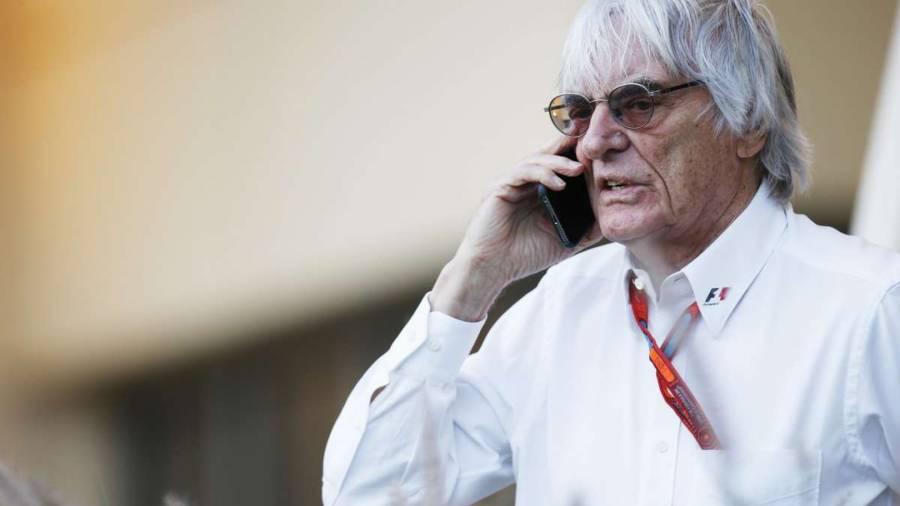 Берни Экклстоуна с нетерпением ждут на Гран-При России