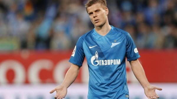 Кикнадзе объяснил, почему Кокорин не перешел в «Локомотив»