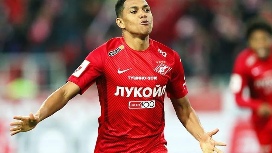 Бразильский клуб выплатил «Спартаку» долг за аренду Педро Роши