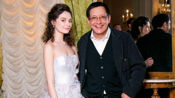 Егор Кончаловский одобрил свадьбу 19-летней дочери Марии