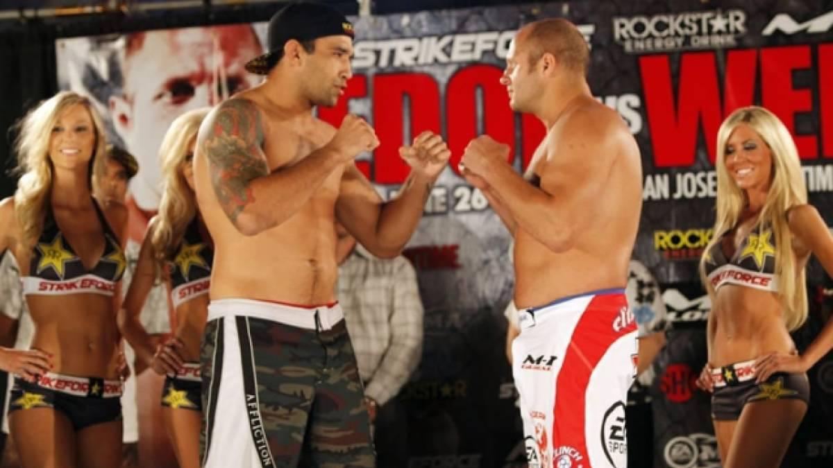 Экс-чемпион UFC пообещал расправиться с Емельяненко в первом раунде