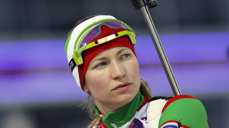 Четырехкратная олимпийская чемпионка призывает остановить насилие
