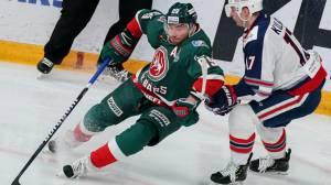 Контрольные матчи «Ак Барса» с ЦСКА и «Динамо» в Москве отменены