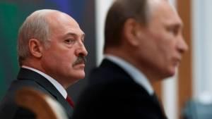 Путин представил Лукашенко своё видение ситуации в Белоруссии
