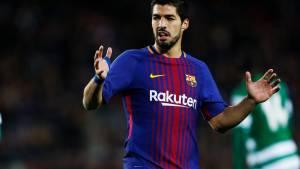 Суарес не желает уходить из «Барселоны»