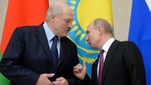 Лукашенко намерен обсудить сложившуюся в Белоруссии ситуацию с Путиным