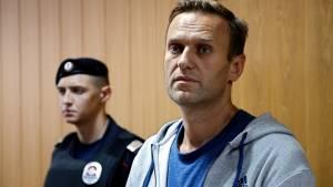 США захотели наказать виновных в возможном отравлении Навального