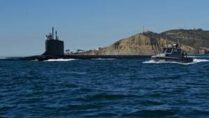 Forbes: всплывшая у Аляски «российская» подлодка принадлежит ВМС США