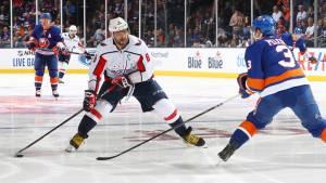 «Вашингтон» Овечкина в третий раз проиграл «Айлендерс» в плей-офф НХЛ