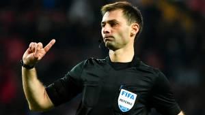 Вчера: Судью Алексея Еськова могут пожизненно отстранить от футбола