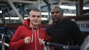 Российский боксер Мышев одержал десятую победу и вызвал экс-претендента на титул UFC