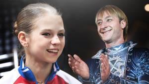 Плющенко пообещал создать новые образы для Трусовой