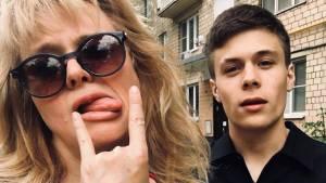Внук Михалкова оставил выпавшую из окна Пунтус ради другой модели