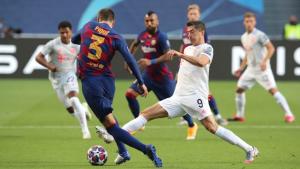 «Бавария» установила новый рекорд по голам за один сезон