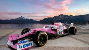 Команду Формулы-1 «Рейсинг Пойнт» оштрафовали и лишили 15 очков