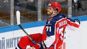 Константин Окулов: «В любом сезоне у меня задача — помочь команде выиграть Кубок Гагарина»