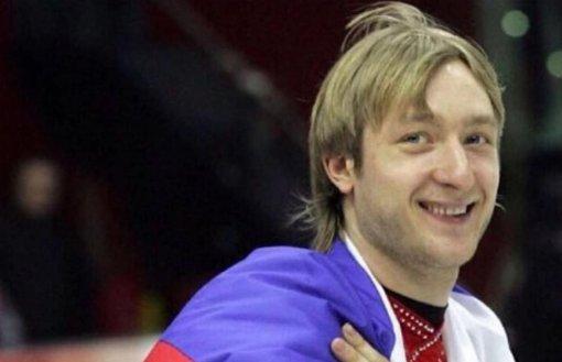 Плющенко поздравил свою воспитанницу Сарновскую с днём рождения
