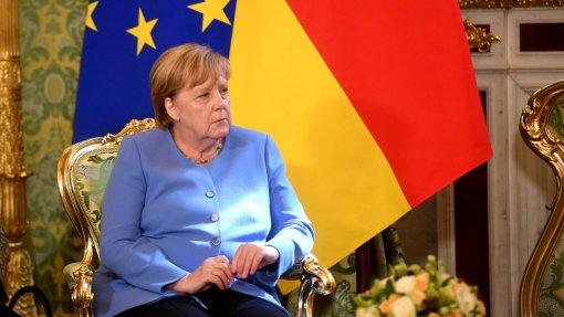 Немецкий журналист Бланк раскритиковал власти Киева за скромный прием канцлера ФРГ Меркель