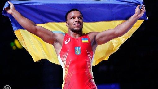 Украинский чемпион Олимпиады-2020 Жан Беленюк получил звание старшего лейтенанта