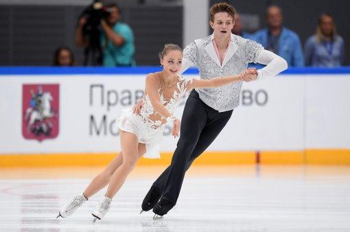 Пара фигуристов Бойковой и Козловского снялись с контрольных прокатов в Петербурге из-за травмы