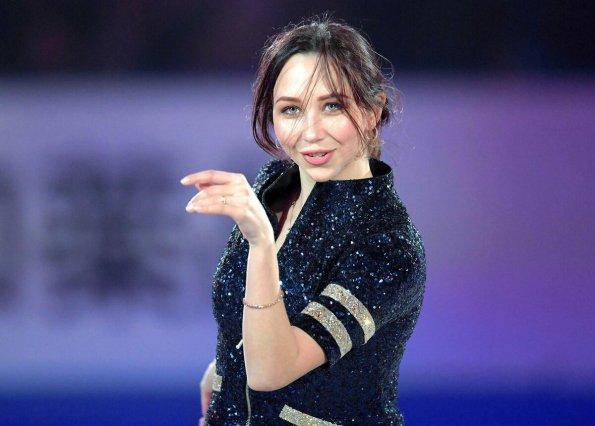 Фигуристка Елизавета Туктамышева: «Олимпиада как-то быстро прошла»