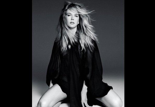 Актриса Николь Кидман снялась для обложки глянца в откровенном образе