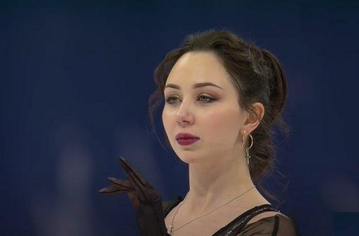 Фигуристка Елизавета Туктамышева рассказала, что не собирается бросать спорт