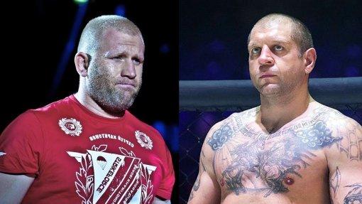 Боец MMA Александр Емельяненко назвал животным Сергея Харитонова