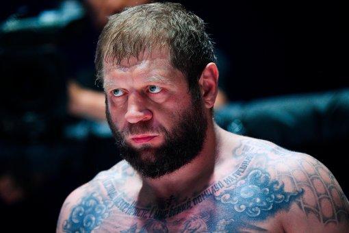 Боец MMA Александр Емельяненко назвал Сергея Харитонова животным