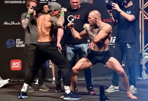 Боец UFC Порье ответил экс-чемпиону Макгрегору на слова о нём