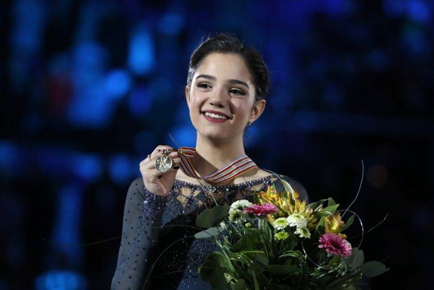 Фигуристка Евгения Медведева заявила, что рада своему поражению на Олимпиаде-2018