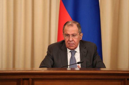 Сергей Лавров назвал «непорядочными» действия Европейской комиссии в отношении газопровода «Северный поток – 2»