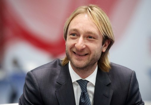 Тренер Евгений Плющенко провёл экскурсию по своей школе фигурного катания