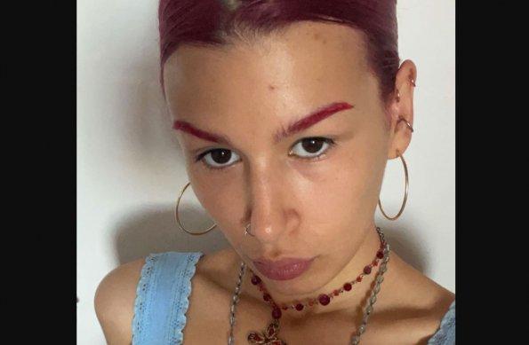 Эрика Куталия, дочь телеведущего Ивана Урганта, шокировала фото в прозрачном платье