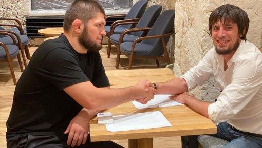 Глава «Легион-Динамо» подтвердил подписание контракта с экс-чемпионом UFC Нурмагомедовым