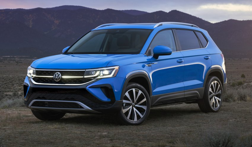"""Эксперты """"За рулем"""" выяснили, какой кроссовер лучше — Nissan Qashqai или Volkswagen Taos"""