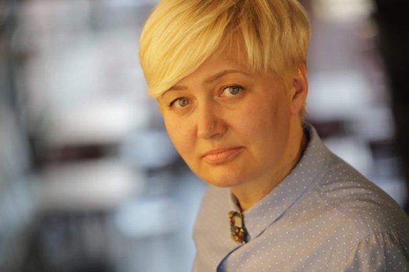 Писательница Ницой заявила, что украинский народ находится на высшей ступени развития