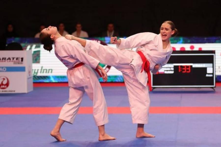Финальные результаты элитных соревнований Премьер Лиги Karate1-2019