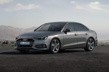 Audi повысила цены на автомобили семейства A4 и A5 в России