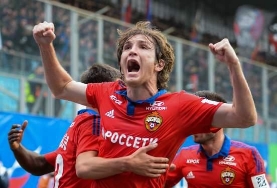 Сборная России и ЦСКА поздравили защитника Марио Фернандеса с женитьбой