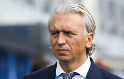 Единственным кандидатом на пост главы РФС остался Александр Дюков