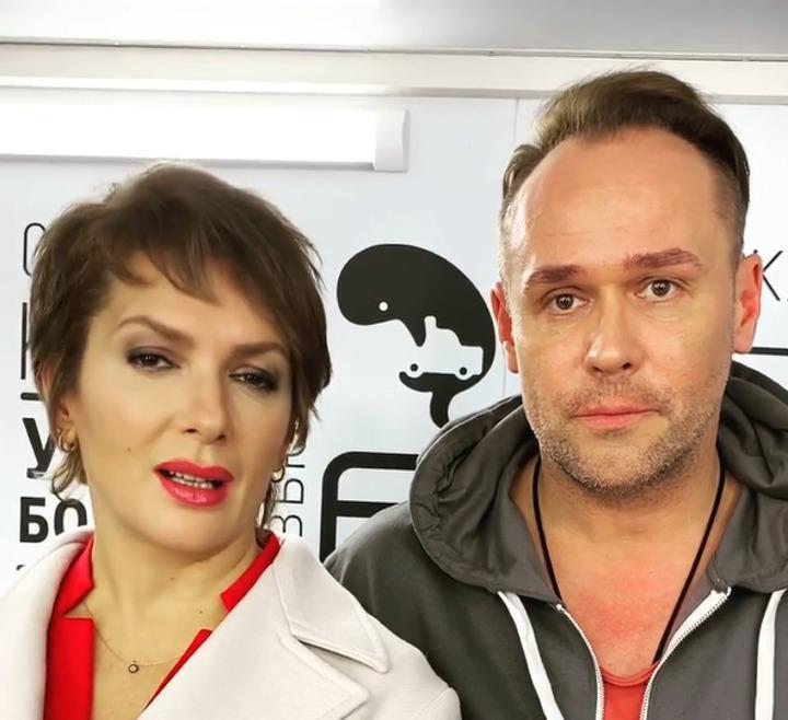Мария Порошина с Максимом Авериным, mk.ru