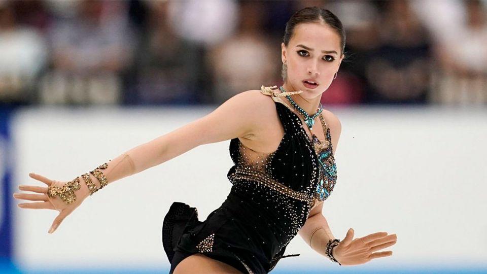 Авербух подтвердил, что ставит новую программу Алине Загитовой