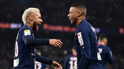 «ПСЖ» обыграл «Страсбур» в матче Чемпионата Франции