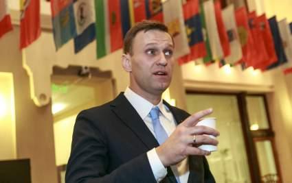 Вчера: Юристы оценили возможность госизмены Алексея Навального после выступления в Европарламенте