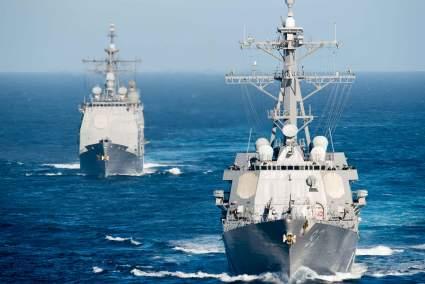 США модернизирует ВМС из-за угрозы со стороны России и Китая
