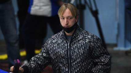 Ягудин рассказал, что у него хорошие отношения с Плющенко