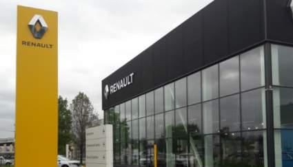 Первый обновленный шоурум Renault открылся в России