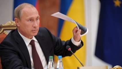 Песков рассказал, кто является информатором Путина по ситуации в Украине